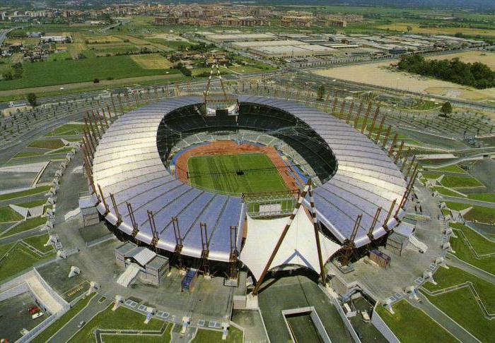 Juventus Stadium in Turin