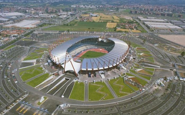 Juventus Stadium title