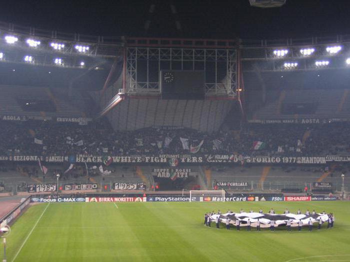 Juventus Stadium capacity