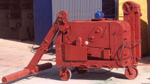 зерноочистительная машина см 4
