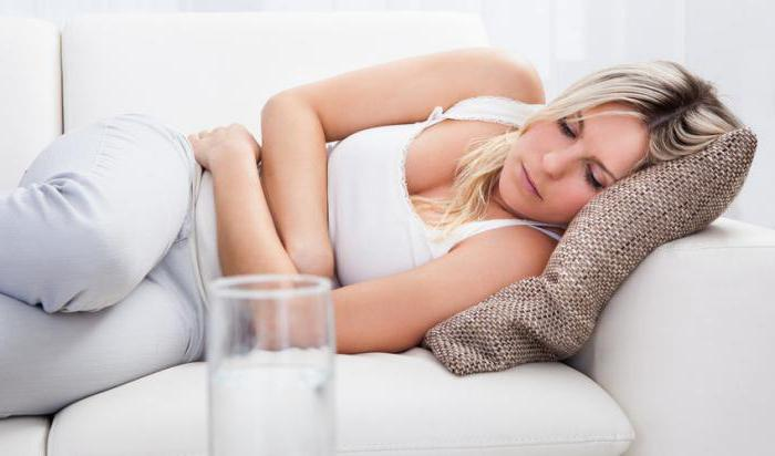 menorrhagia is characteristic of