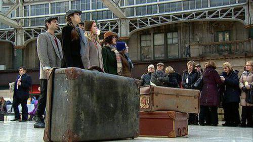 dreamer suitcase