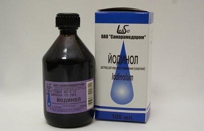 йодинол отзывы лечение грибка ногтей