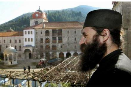 Prayer of Detention of the Elder Pansophia of Athos