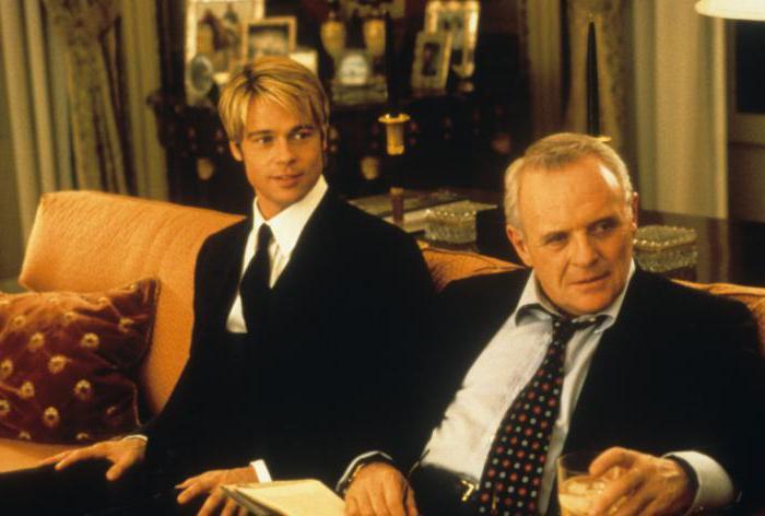 Meet Joe Black Movie 1998 Actors