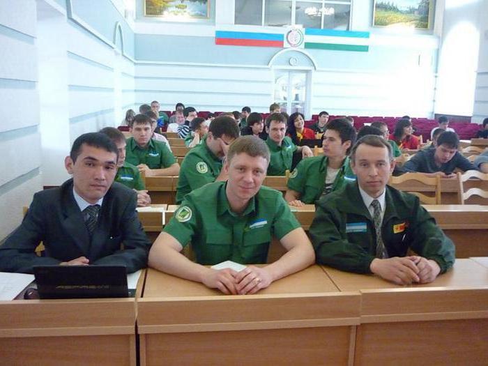 Rector of the Bashkir State Agrarian University