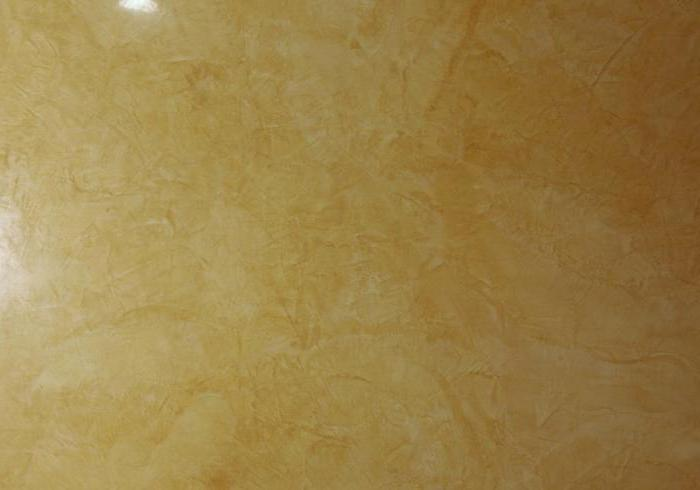 Types of Venetian plaster