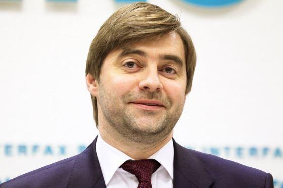 State Duma Ironberg Sergey biography