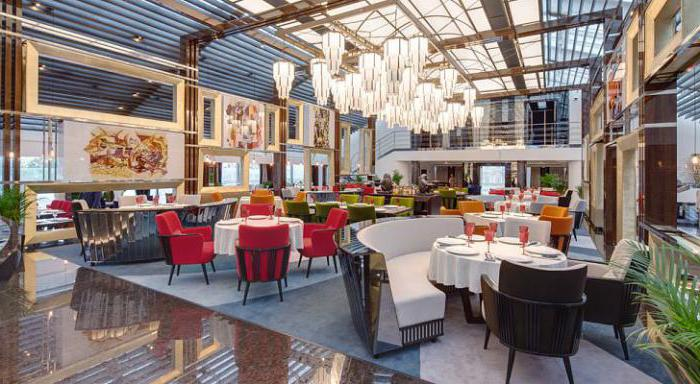 spb restaurants on the roof with panoramic views