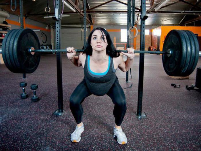 Беременные в спортзале фото 91