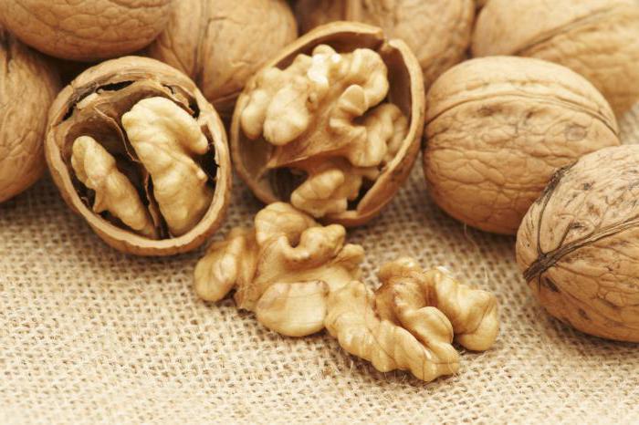 Грецкий орех для мужского здоровья