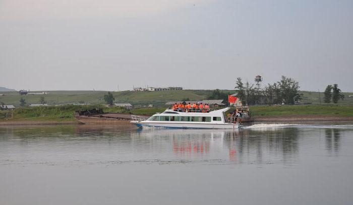 the length of the river Shilka