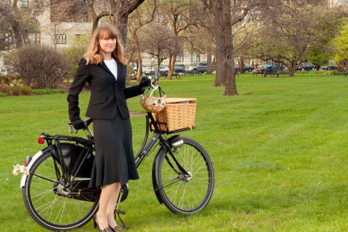 Что вы делали с велосипедом во сне
