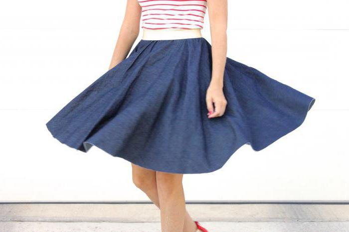 К чему снится шить юбку