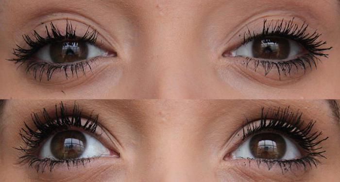 good mascara volume and lengthening