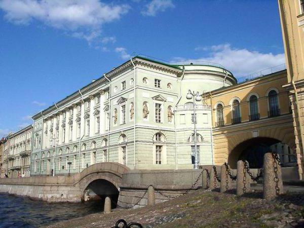 rastrelli architect winter palace