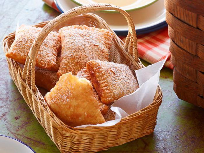 Рецепты бездрожжевых пирожков с вишней