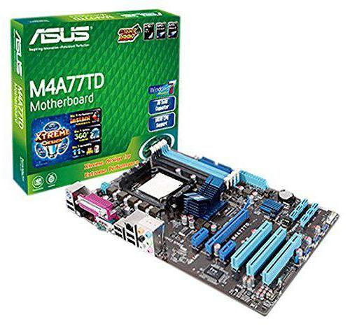 asus m4a77td pro specifications
