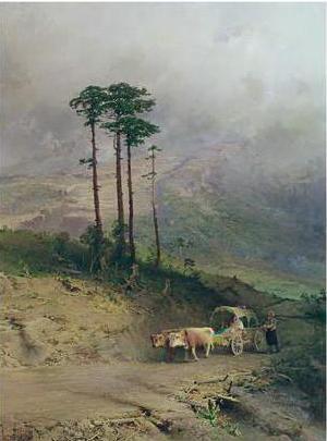 Fedor Vasilyev artist