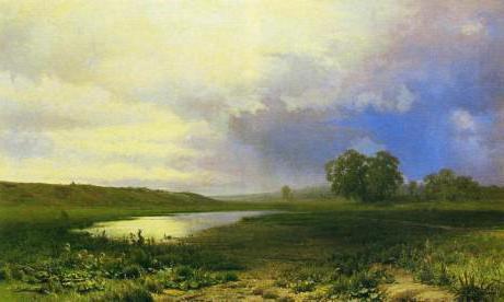 Fedor Vasiliev wet meadow