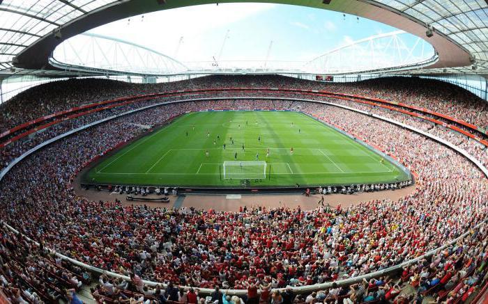 Emirates Stadium Photos