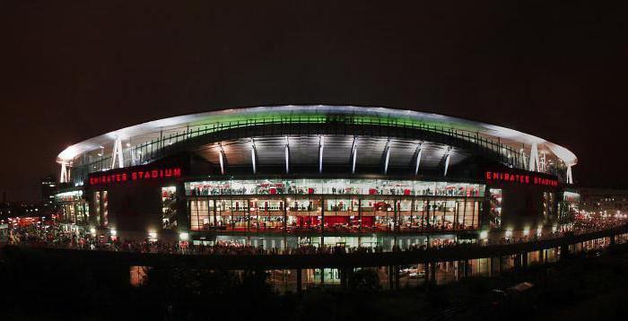 Emirates Stadium Capacity