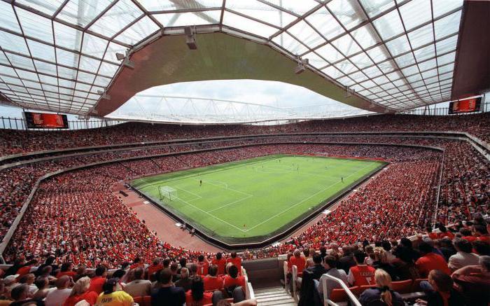 Emirates Stadium Description