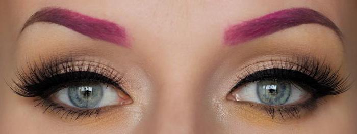 eyebrow paint igora brown