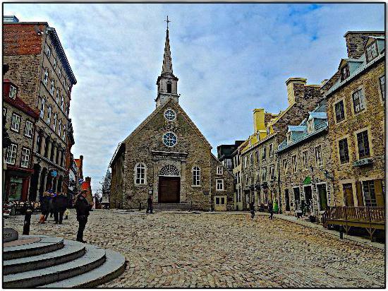 Квебек фото города
