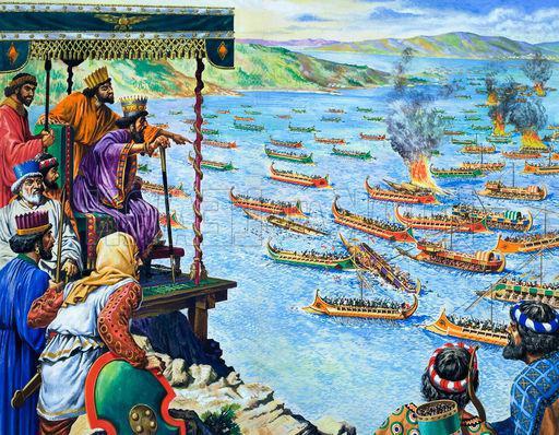 Salamis battle 5 class