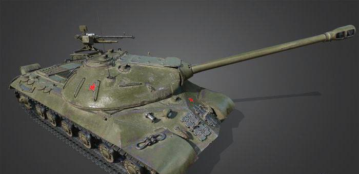 куда пробивать ис 3 world of tanks