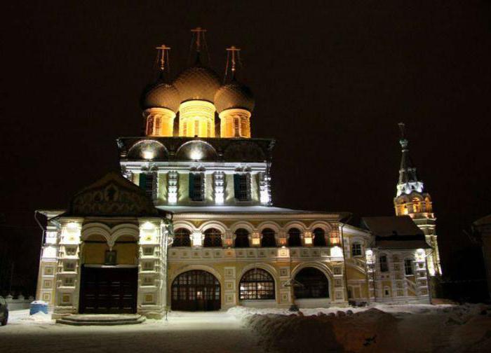Tutayev Resurrection Cathedral photo