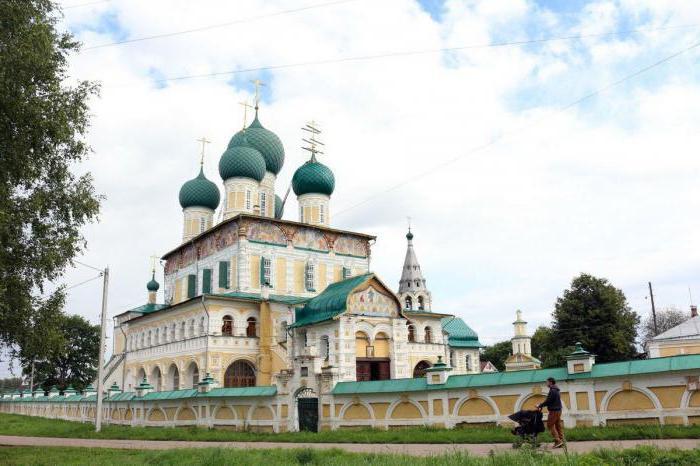 Tutaev Resurrection Cathedral Service Schedule
