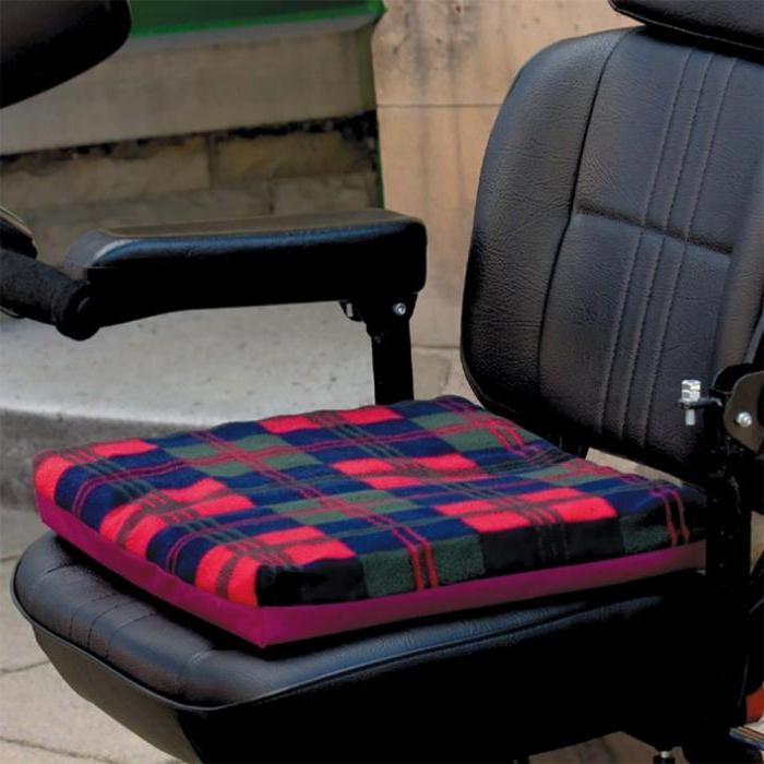 anti-decubitus seat cushions