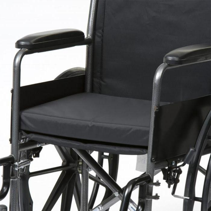 anti-decubitus cushion for bed patients