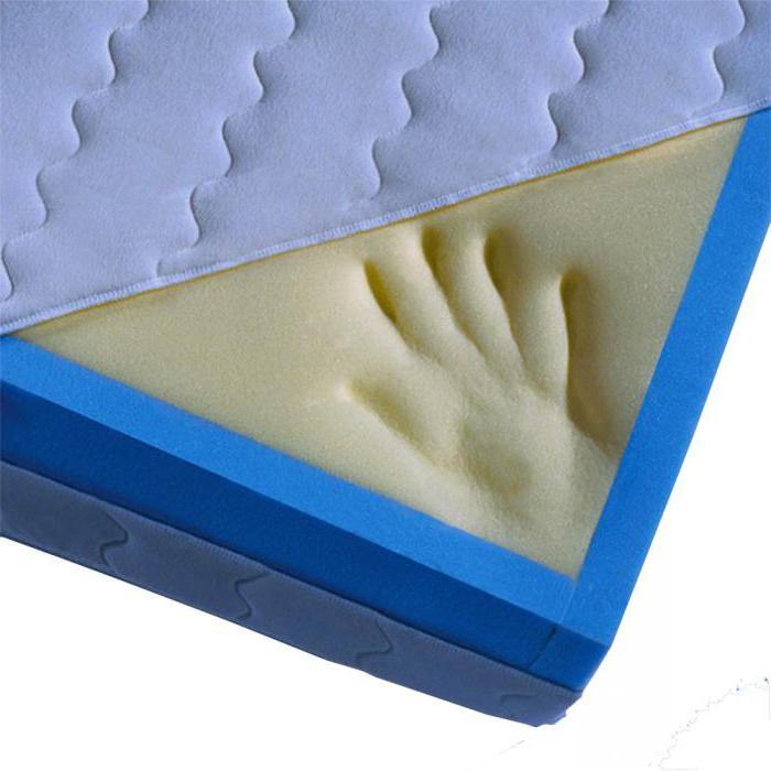 polyurethane anti-decubitus cushion