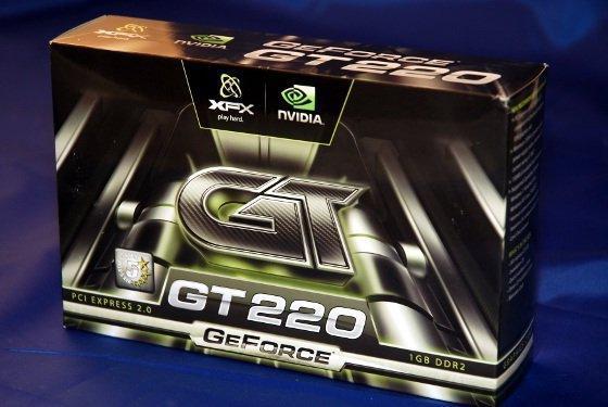 nvidia geforce gt 220 windows 7