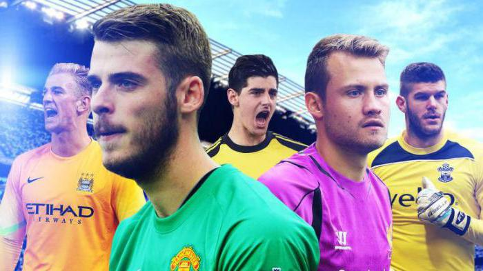 the best goalkeepers in the world