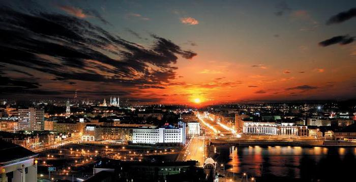 brand city is the third capital of Russia