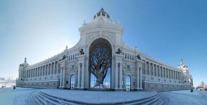 Why Kazan is the third capital of Russia