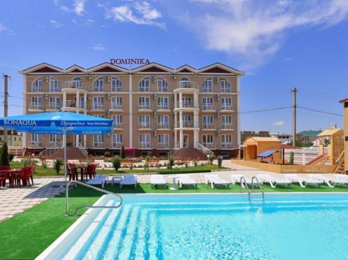rest in coastal Crimea