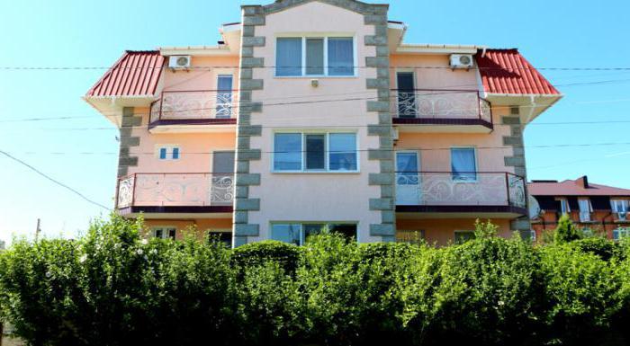 hotels coastal Crimea