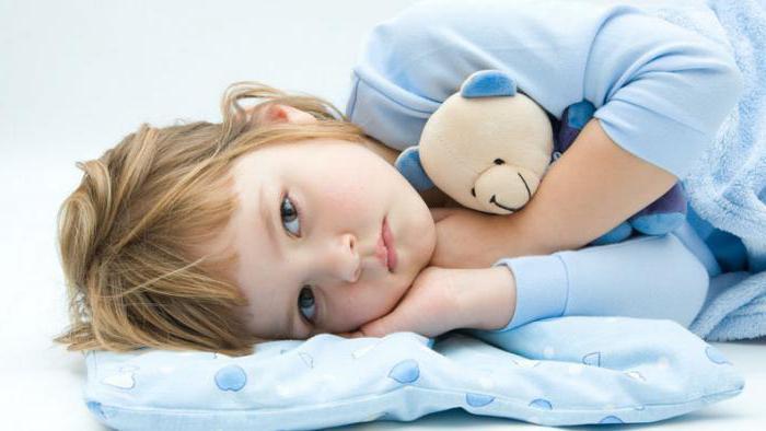 причины температуры у ребёнка