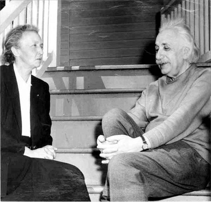 Irene Joliot-Curie: biography, photo
