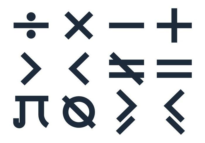 натуристы математические знаки картинки для печати сорта обладают