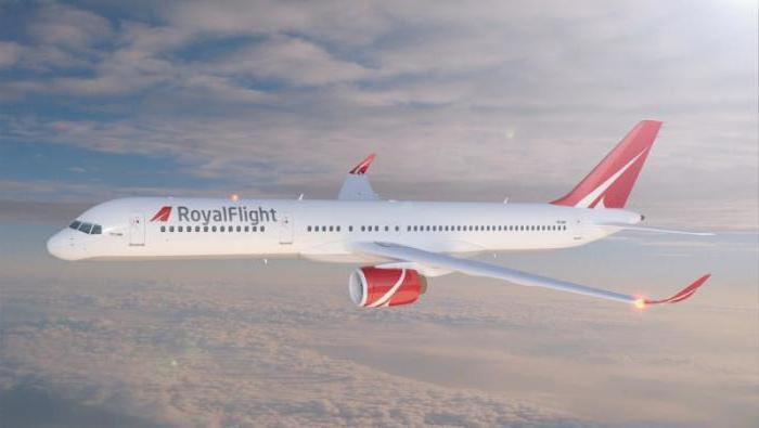 royal flight airline reviews