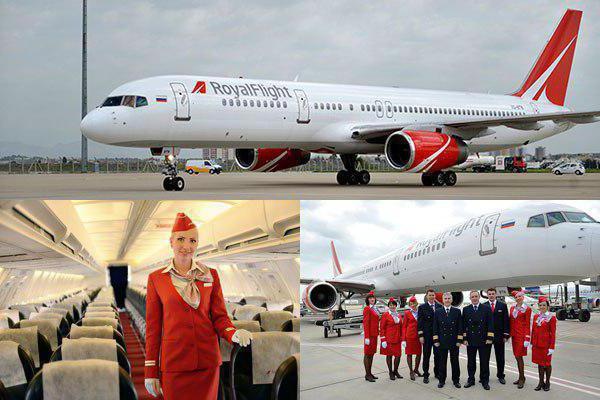 royal flight passenger reviews