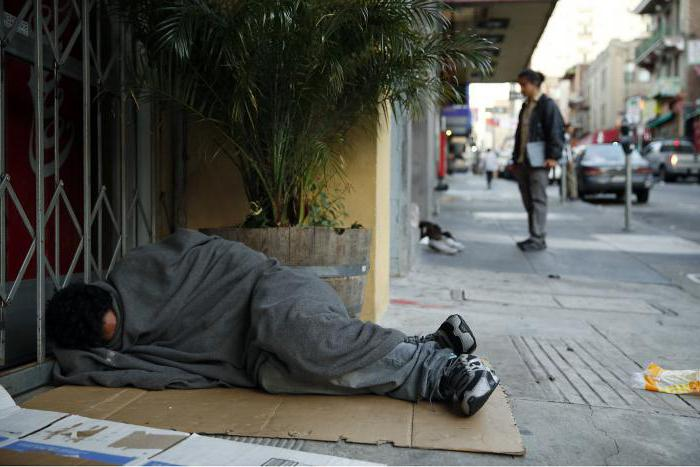 what dreams of homeless in the house