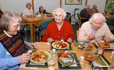 государственный дом престарелых в москве за пенсию
