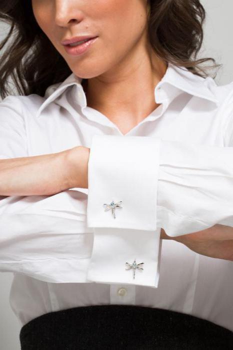 eca8fb0fcaa Рубашка под запонки - особенности